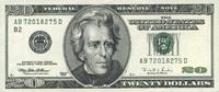 20 Dollars 1996 USA - New York - unc/kassenfrisch  38,00 EUR  +  6,50 EUR shipping