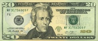 20 Dollars Serie 2013 USA - Atlanta - unc/kassenfrisch  38,00 EUR  +  6,50 EUR shipping