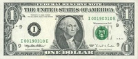 1 Dollar 1995 USA - Minneapolis - unc/kassenfrisch  4,50 EUR  zzgl. 3,95 EUR Versand