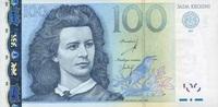 100 Krooni 2007 Estland P.88b unc/kassenfrisch  22,00 EUR  +  6,50 EUR shipping