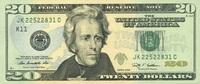20 Dollars Serie 2009 USA - Dallas,Texas - P.532-K unc/kassenfrisch  32,00 EUR  zzgl. 4,50 EUR Versand