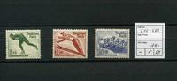 3 Werte 1935 Deutsches Reich(1935) - 25.Nov.4.Olympische Winterspiele i... 17,95 EUR  +  6,50 EUR shipping