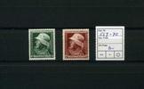 2 Werte 1935 Deutsches Reich(1935) - 15.März.Heldengedenktag für die im... 6,00 EUR  zzgl. 3,95 EUR Versand