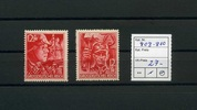 2 Werte 1945 Deutsches Reich(1945) - Febr.Volkssturm - postfrisch  26,95 EUR  zzgl. 4,50 EUR Versand