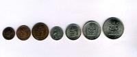Set 7 1968-1971 Süd-Afrika  vz.  2,20 EUR  zzgl. 3,95 EUR Versand