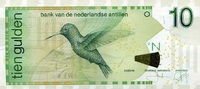 10 Gulden 01.2.2014 Niederlaendische Antillen P.28g/2014 unc/kassenfrisch  11,50 EUR  +  6,50 EUR shipping