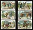 1904 Liebigbilder-Das Reisen vor 100 Jahren und jetzt Liebig 607 gut e... 11,00 EUR  +  6,50 EUR shipping