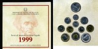 1999 Kursmünzensatz Italien 1999 st 3388 Lire 1999 Bank  Bankfrisch  99,00 EUR  +  6,50 EUR shipping