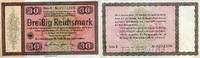 30 REICHSMARK 28.8.1933 Wertpapiere / Steuergutscheine - KONVERSIONSKAS... 199,00 EUR  +  6,50 EUR shipping
