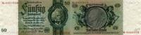 50 Reichsmark 30.3.1933 Deutsche Reichsbank 1924-1945 - David Hansemann... 88,00 EUR