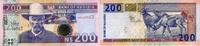 100 Namibia Dollars 1996 Namibia P.10b/1996 unc/kassenfrisch  56,00 EUR