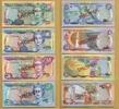 2/5/10/20/50/100 Dollars 24.5.2000 BERMUDA-Specimenset - sehr selten - ... 550,00 EUR kostenloser Versand