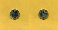 2 Pounds 2000 AA Gibraltar  Bankfrisch  9,50 EUR  plus 6,50 EUR verzending