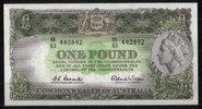 ND(1961-65) Australien 1 Pound Pick 34a unc  310,00 EUR  +  6,50 EUR shipping