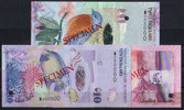Bermuda 2-5-10-20-50-100 Dollars 