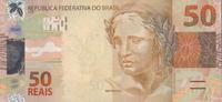 50 Reais 2010/2012 Brasilien Pick 256b Serie C. unc/kassenfrisch  35,00 EUR  zzgl. 4,50 EUR Versand