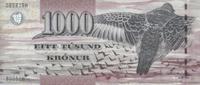 1.000 Kronur  Färöer-Insel Pick 28 unc  260,00 EUR  zzgl. 4,50 EUR Versand
