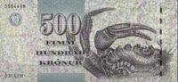500 Kronur 2004 Färöer-Insel Pick 27 unc  148,00 EUR