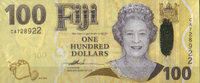 100 Dollars ND(2007) Fiji-Insel Pick 114a unc  80,00 EUR  +  6,50 EUR shipping