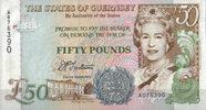 50 Pounds 1994 Guernsey Pick 59 unc  149,50 EUR  zzgl. 4,50 EUR Versand