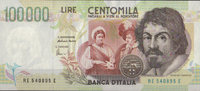 Italien 100.000 Lire 