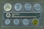 1 Pfg. - 5 Mark 1989 DDR-  mit Brandenburgertor 1989  stempelglanz  90,00 EUR  +  6,50 EUR shipping