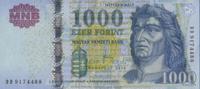 1.000 Forint 2010 Ungarn Pick 197b unc/kassenfrisch  7,95 EUR  zzgl. 3,95 EUR Versand