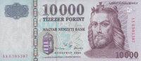 10.000 Forint  Ungarn Pick 192e unc  79,00 EUR  +  6,50 EUR shipping
