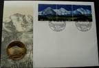 10 Franken 2005 Schweiz S.111 / BiMe / Jungfrau - Numisbrief Stgl  28,00 EUR  zzgl. 6,00 EUR Versand