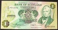 Schottland 1 Pound 28.10.1974 kfr P. 111 c...