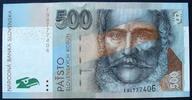 500 Korun 10.7.2006 Slowakei P. 46 kfr  35,00 EUR  zzgl. 6,00 EUR Versand