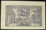2 Lei 17.7.1920 Rumänien P. 27 a kfr  35,00 EUR