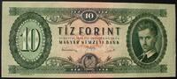 10 Forint 24.10.1949 Ungarn P.64 / Serie A476 053246 kfr  60,00 EUR  zzgl. 6,00 EUR Versand