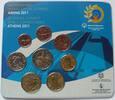 2 Euro 2011 Griechenland S.175 / aus Original-KMS / geringe Auflage: 15... 39,00 EUR  zzgl. 6,00 EUR Versand