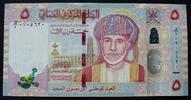 5 Rials 2010 Oman P. 44 kfr  23,00 EUR  zzgl. 4,00 EUR Versand