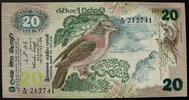 Ceylon 20 Rupees 26.3.1979 kfr P. 86 a / Serie K/13 212741 33,00 EUR 