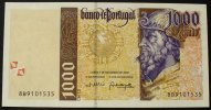1.000 Escudos 7.11.2000 Portugal P. 188 d / Serie 8B9101535 kfr  21,00 EUR  zzgl. 4,00 EUR Versand