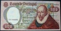 Portugal 500 Escudos P. 177 / Serie UN 04601