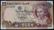 20 Pounds 1.5.2007 Nordirland P. 137 b / First Trust Bank / Serie UB 41... 90,00 EUR  zzgl. 6,00 EUR Versand