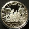 1 Dollar 1989 Kanada S.160 / 500er Silber, 23,3276g / Elizabeth II. - E... 22,00 EUR  zzgl. 4,00 EUR Versand