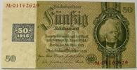 50 DM Kupon 1948 DDR Ros. 337 b, K / C I  45,00 EUR  zzgl. 6,00 EUR Versand