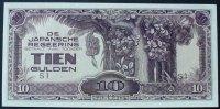 10 Gulden ND(1942) Niederländisch Indien P. 125 c / Serie SI / Japanisc... 90,00 EUR  zzgl. 6,00 EUR Versand