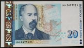 20 Lewa 1999 Bulgarien P. 118 kfr  27,00 EUR  zzgl. 6,00 EUR Versand