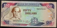 Jamaika 50 Dollars P. 73 c