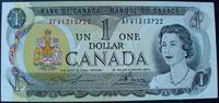 Kanada 1 Dollar P. 85 a
