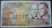 Luxemburg 100 Francs 8.3.1981 kfr P. 14A