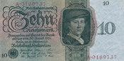 10 Reichsmark 1924 Deutsches Reich,Weimare...