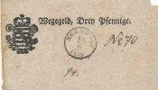 Drei Pfennige 1839 Altdeutschland,Sachsen Ernestiner, Wegegeld, Heersdo... 29,99 EUR  Excl. 4,00 EUR Verzending