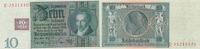 10 Reichsmark 1929 mit Kupon 1948 Deutschland, Sowjetische Besatzungszo... 29,99 EUR  Excl. 4,00 EUR Verzending