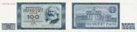 100 Mark 1964 Deutschland, DDR, Ro.358b Austauschnote FZ:ZB Kassenfrisc... 39,99 EUR